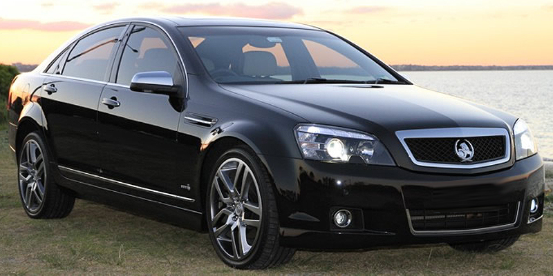 Holden Caprice Hire Car Chauffeur Driven Hire Luxcar