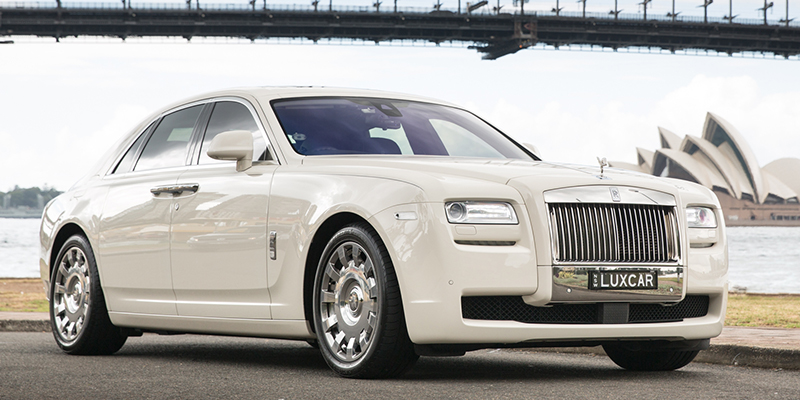 Rolls Royce For Hire >> Rolls Royce Ghost Chauffeur Driven Hire Luxcar